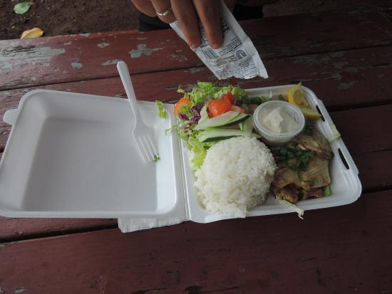 Kaunakakai, هاواي: My fish