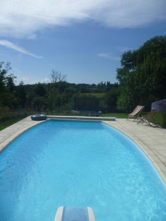 Bussiere-Poitevine, ฝรั่งเศส: The pool