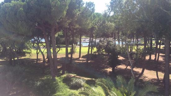 Best Western Golf Hotel : Vue de notre chambre