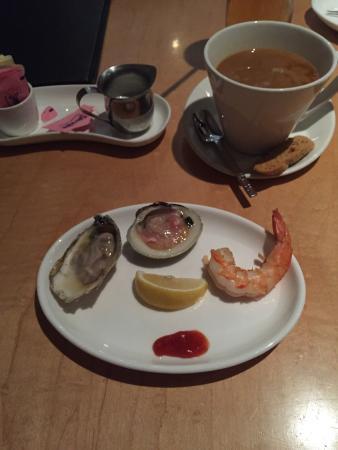 Food Inside Picture Of Black S Bar Kitchen Bethesda
