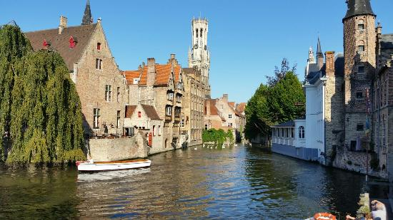 Canal Boat Tours