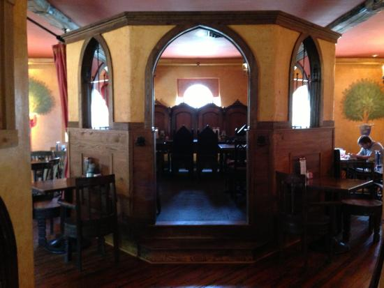 upstairs dining room #1 - picture of o'lordans irish pub