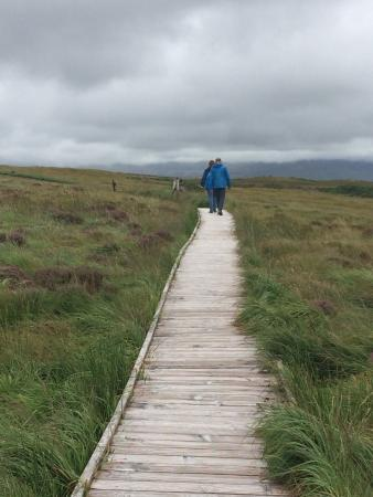 Ballycroy National Park : Trail