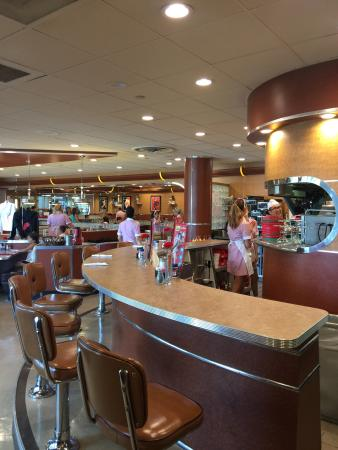 Ruby S Diner South Coast Plaza