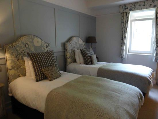 The Coach and Horses : Twin room