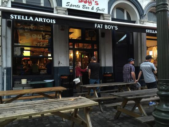 Fat Boys Sports Pub