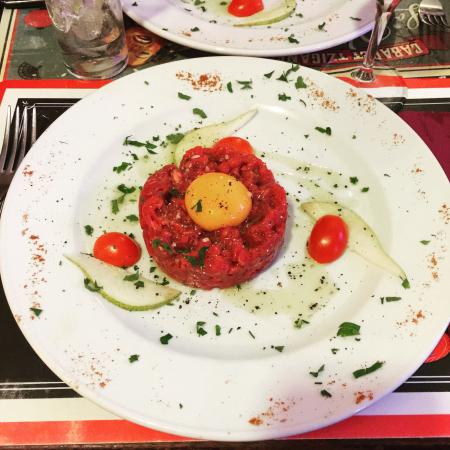 Velha Gruta : Steak tartar