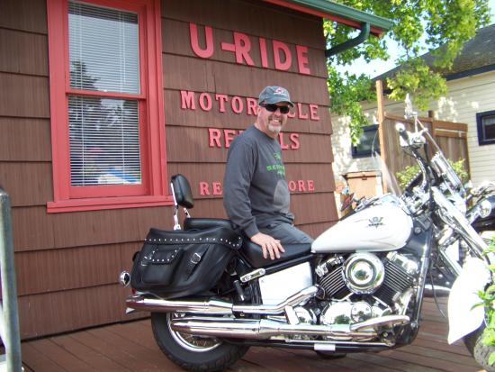 U-Ride Motorcycle Rentals