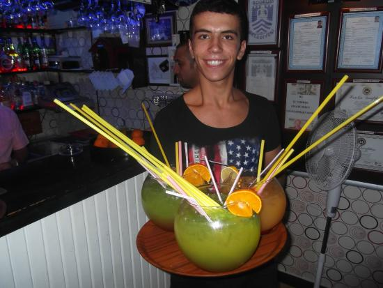 Jack's Place: Fishbowl