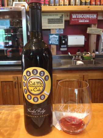Harbor Ridge Winery : Call Me a Cab