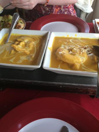 The Curry Corner: Korma and Malayan curry