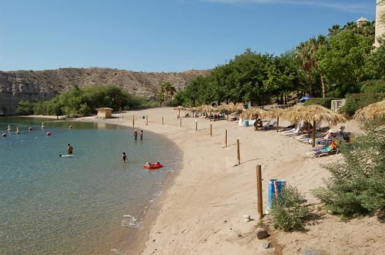 Harrah S Laughlin Hotel Beach On Colarado River