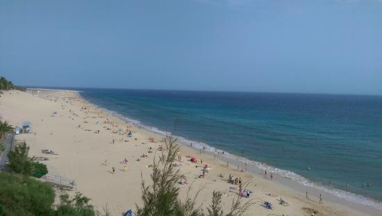 XQ El Palacete: View of the ocean from the balcony
