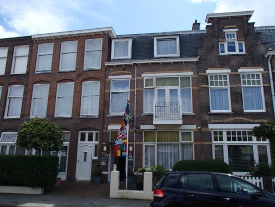 Hotel Bor : Отель Bor Scheveningen