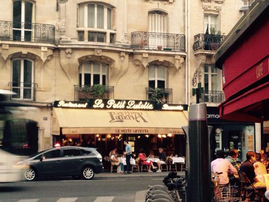 2 photo de le petit lutetia paris tripadvisor - Le lutetia paris restaurant ...