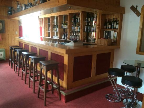 Hotel Chalet d'Antoine: bar