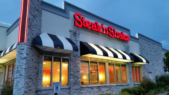 Steak N Shake Myrtle Beach 10835 Kings Rd Restaurant Reviews Phone Number Photos Tripadvisor