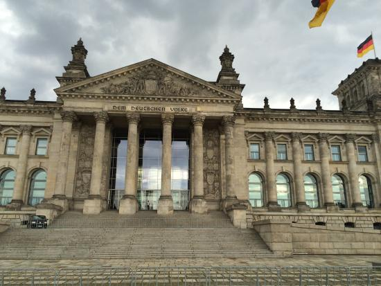 Cool Tourings: Reichstag