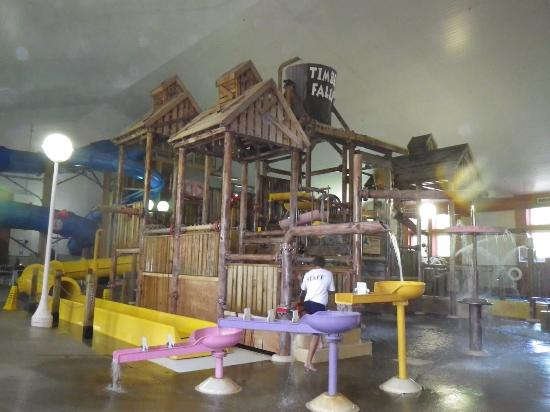 Osage Beach, MO: Timber Falls Water Park