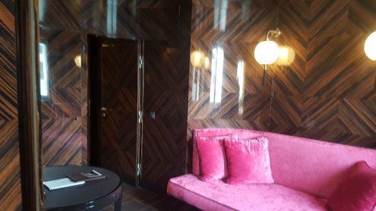 Hotel Lamée: Zwischenzimmer der Juniorsuite