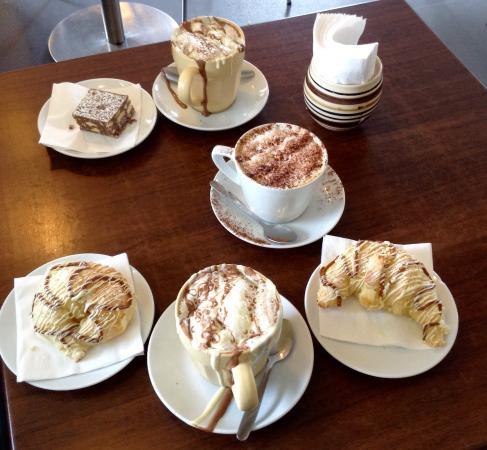Cocoa Mountain Balnakeil: Our food
