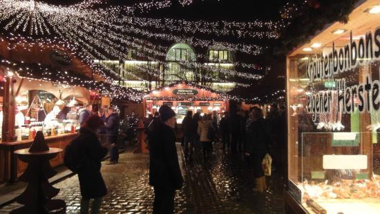 Lübecker Weihnachtsmarkt: Luebecker Weinachtsmarkt 2014