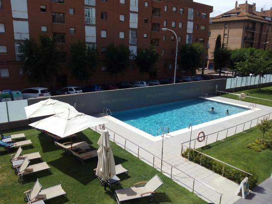 Piscina photo de abba huesca hotel huesca tripadvisor for Piscinas huesca