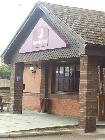 Premier Inn Inverness Centre (Millburn Rd) Hotel: Premier Inn Inverness Centre - Millburn Rd