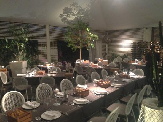Inside the restaurant - Picture of Corteinfiore, Trani - TripAdvisor