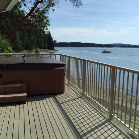 WorldMark Deer Harbor: Balcony