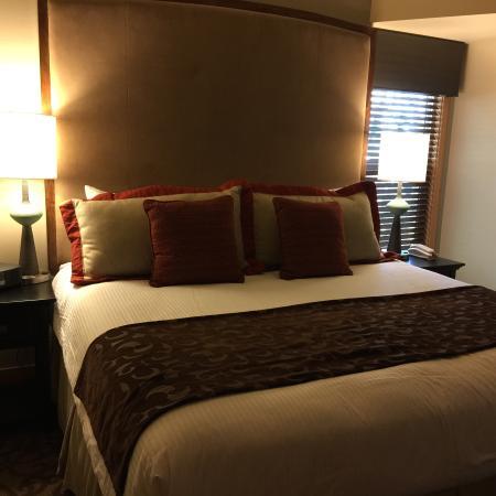 WorldMark Deer Harbor: Master bedroom
