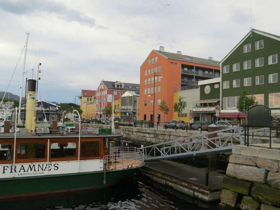 Tourist Information Office for Kristiansund and Nordmore