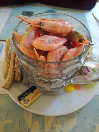 The Old Sailors: A pint of prawns