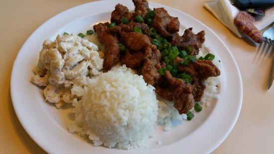 Hawaiian Style Grill