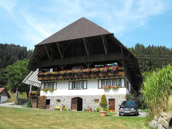 Blumbauernhof: farmhouse