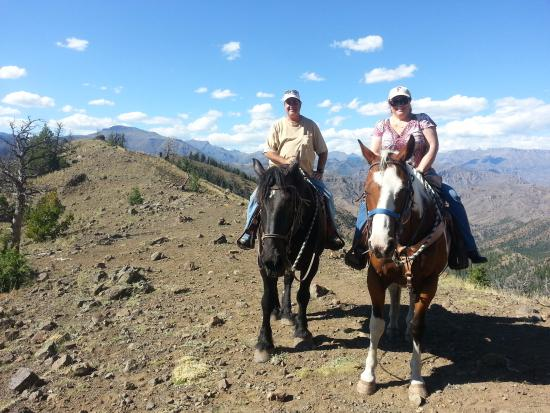 Blackwater Creek Ranch : Top of the Mountain