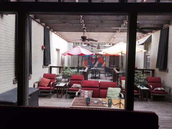 Cafe J Bar Hours