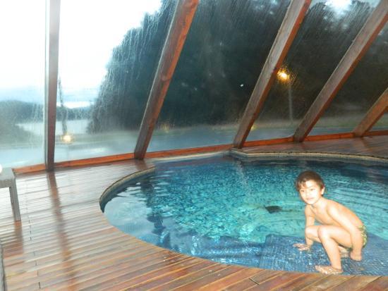 Piscina interior foto de rochester hotel bariloche san - Piscina san carlo ...