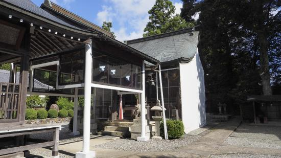 Ashizumi Shrine, Yukisugi Temmangu