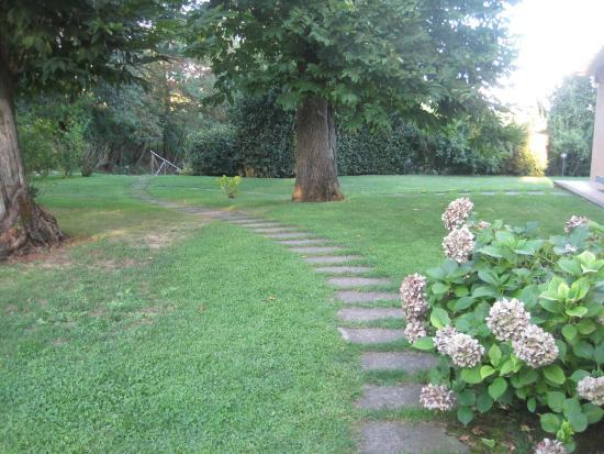 Le Caiole: giardino