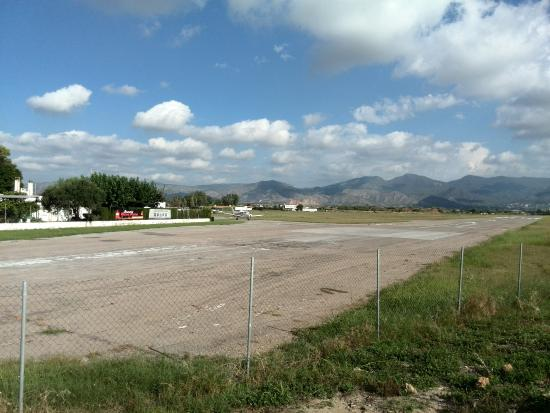 Castellon Province, إسبانيا: Pista