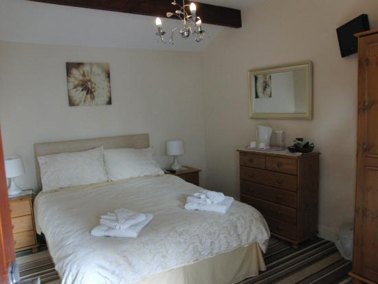 The White Horse at Hitcham: Double Room