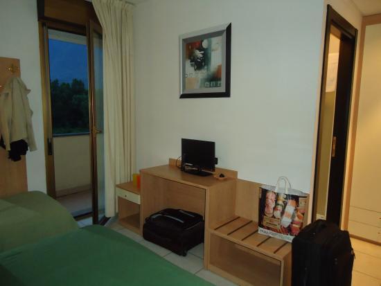 Motel Monterosa: Двухместный номер