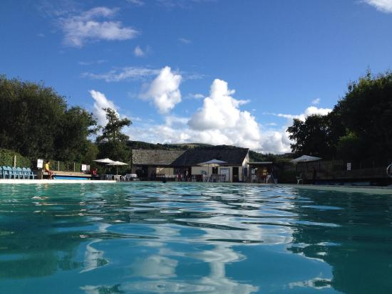 ‪Chagford Swimming Pool‬