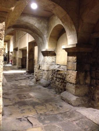Pulteney House: The Roman Baths