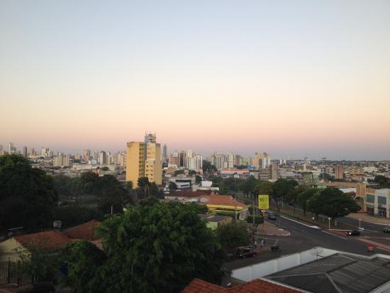 Brumado Hotel : Vista do quarto 410