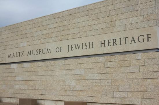 Maltz Museum of Jewish Heritage: The Museum