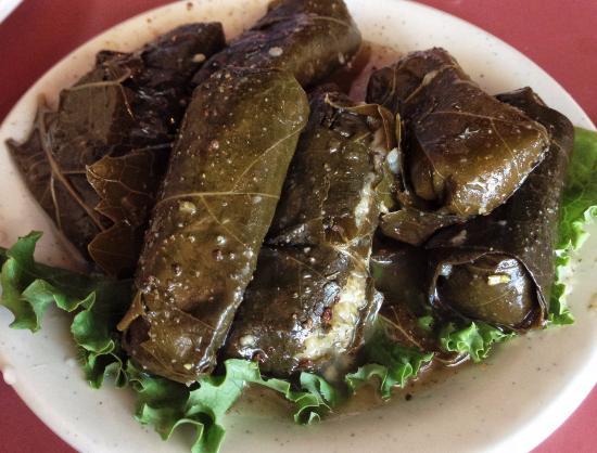 Ameer's Mediterranean Grill: Grape Leaves
