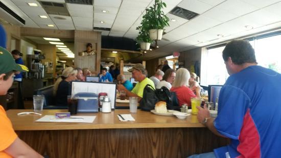 Pine Cone Restaurant, Johnson Creek, WI
