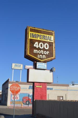 Imperial 400 Motor Inn: Hotel